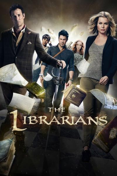 the-librarians-season-1-2014-พากยไทย